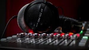 Best studio headphones for mixing